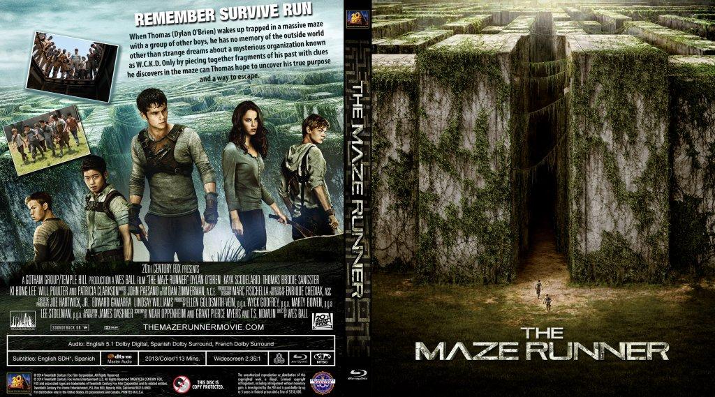 mazerunner 2 dvd