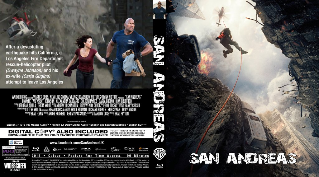 WATCH San Andreas FULL MOVIE Online - Video