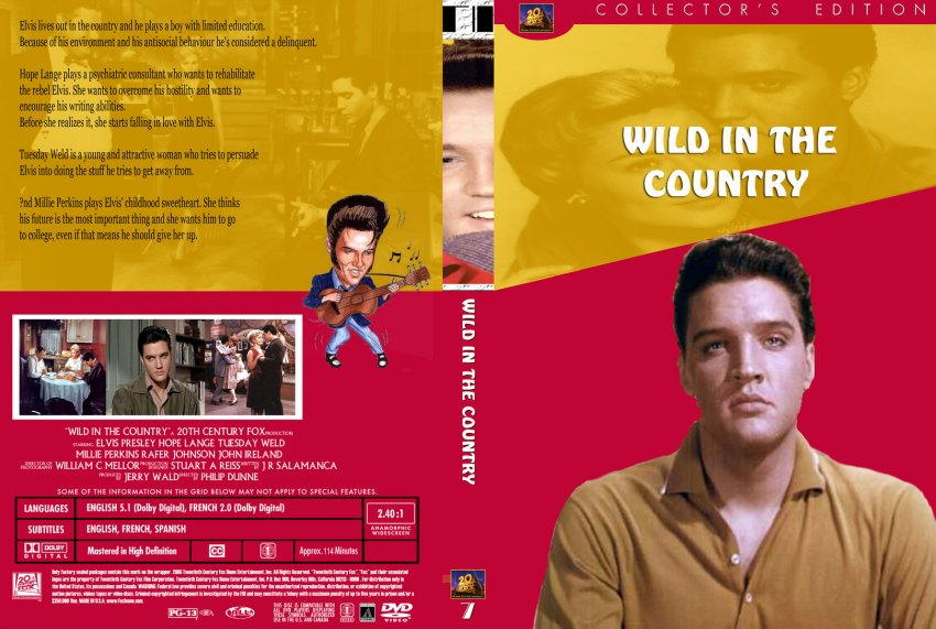 Wild in the country **elvis collection 07