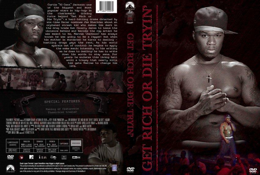 dvd get rich or die