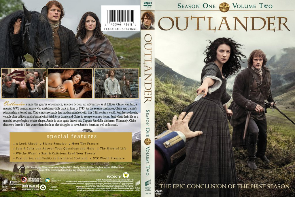 Outlander Season 1 Volume 2