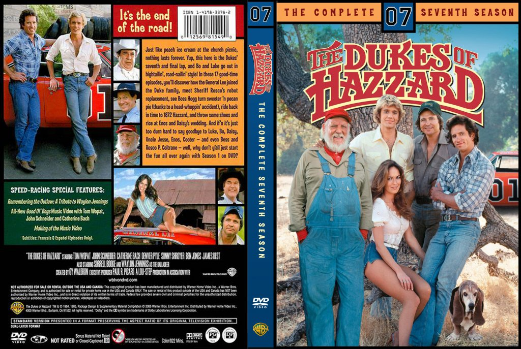The Dukes Of Hazard Season 7