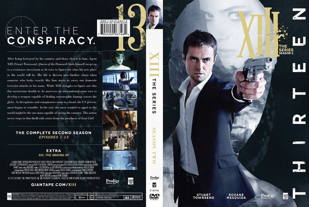 XIII_The_Series_Season_2_DVD_