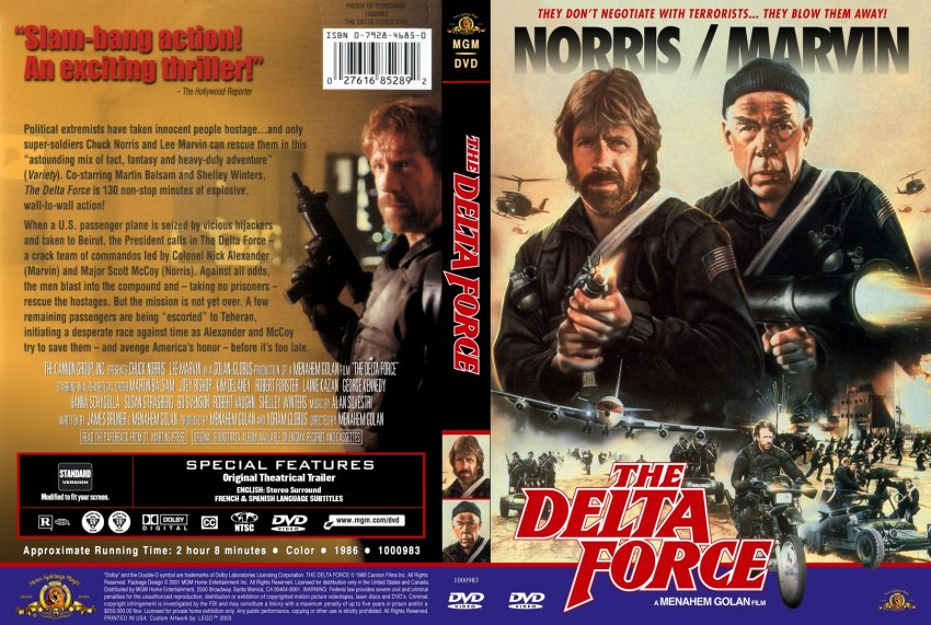 The Delta Force...