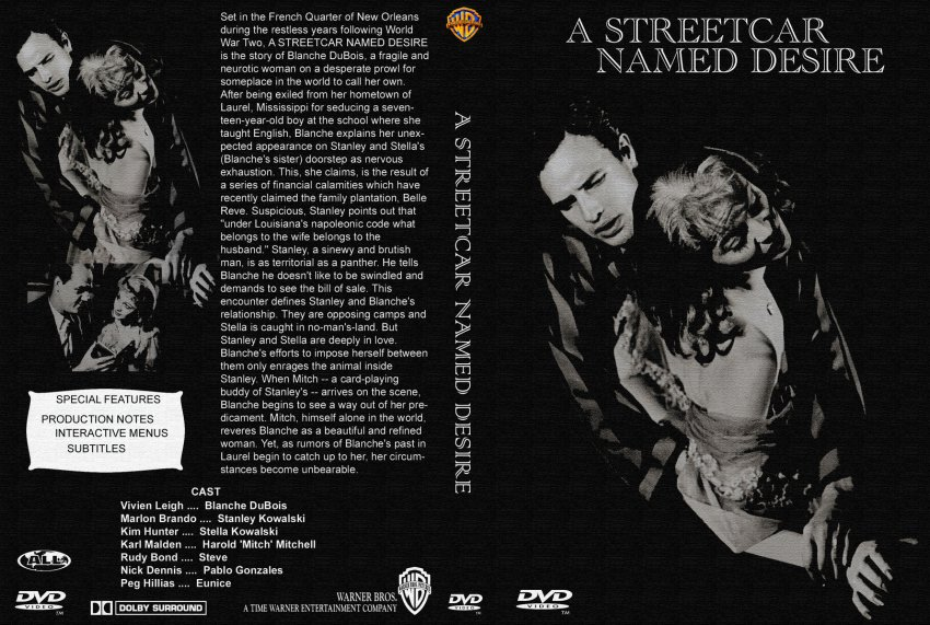 a streetcar named desire theme essay Need writing essay about a streetcar named desire buy your unique college paper and have a+ grades or get access to database of 324 a streetcar named desire essays.