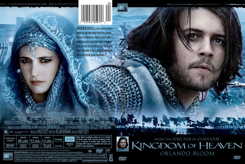 the kingdom of heaven final Unpopular opinion: kingdom of heaven is one of ridley scott's best  and when one edits it down to simply being balian's rags-to-riches story, the final cut becomes quite problematic.