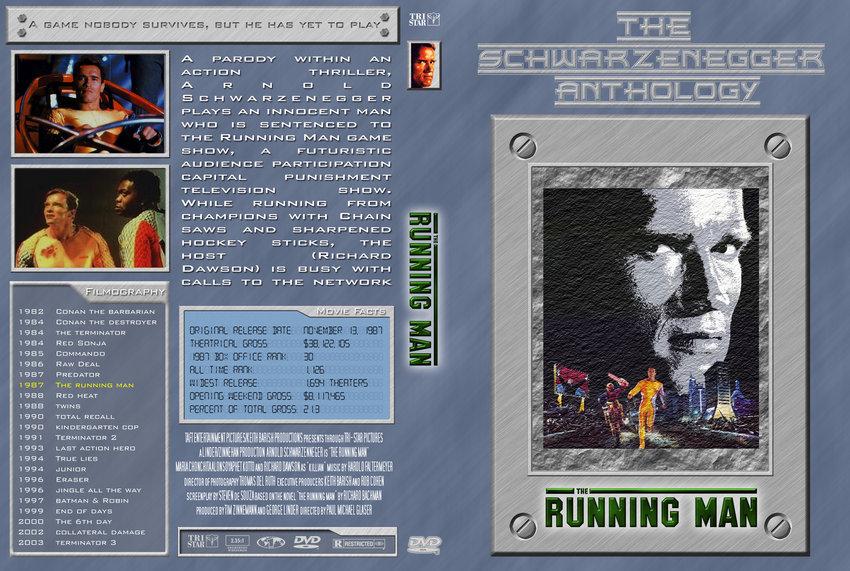 The Running Man...