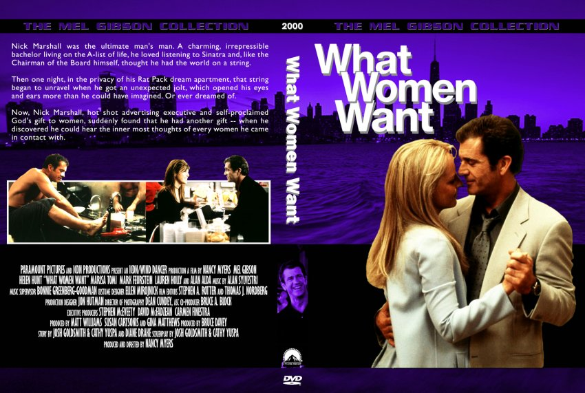 what women want movie dvd custom covers 475what women