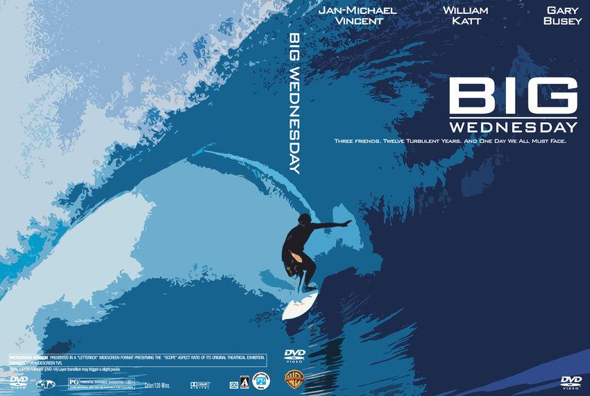 Http Www Dvd Covers Org Art Dvd Covers Movie Dvd Custom Covers 485big Wednesday Cover Jpg Html