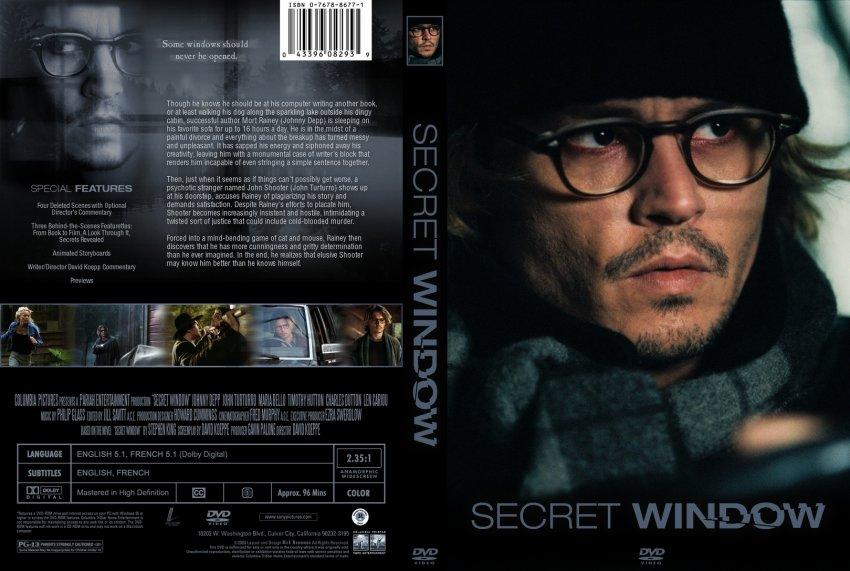 Image Result For Secret Window
