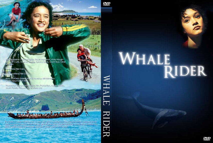 essay on the movie whale rider Whale rider (2002) on imdb: movies the images of castle-hughes on the back of the whale as it submerges are so haunting and beautiful and its these scenes.