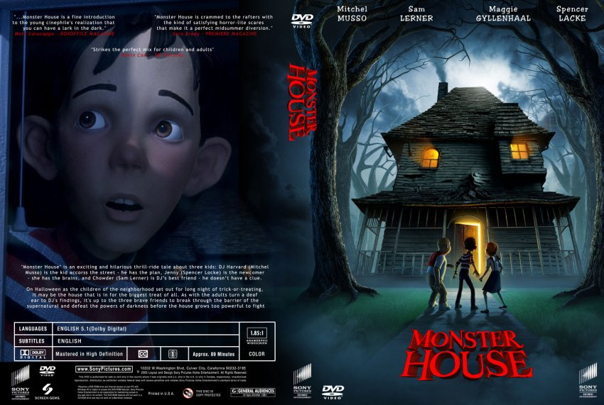 monster house movie - photo #8