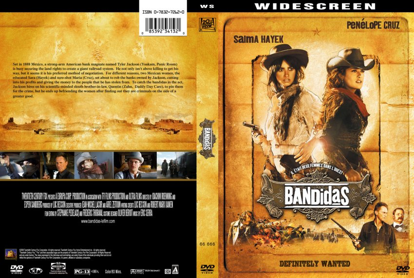 Bandidas DVD Cover http://www.dvd-covers.org/art/DVD_Covers/Movie_DVD_Custom_Covers/5434bandidas.jpg.html