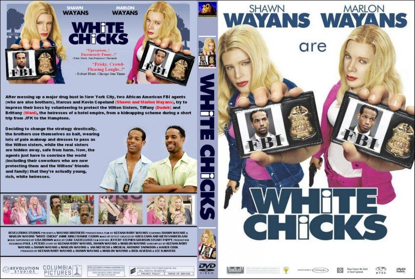 white chicks film analysis Racial stereotypes, roles for african americans - white chicks: film analysis.