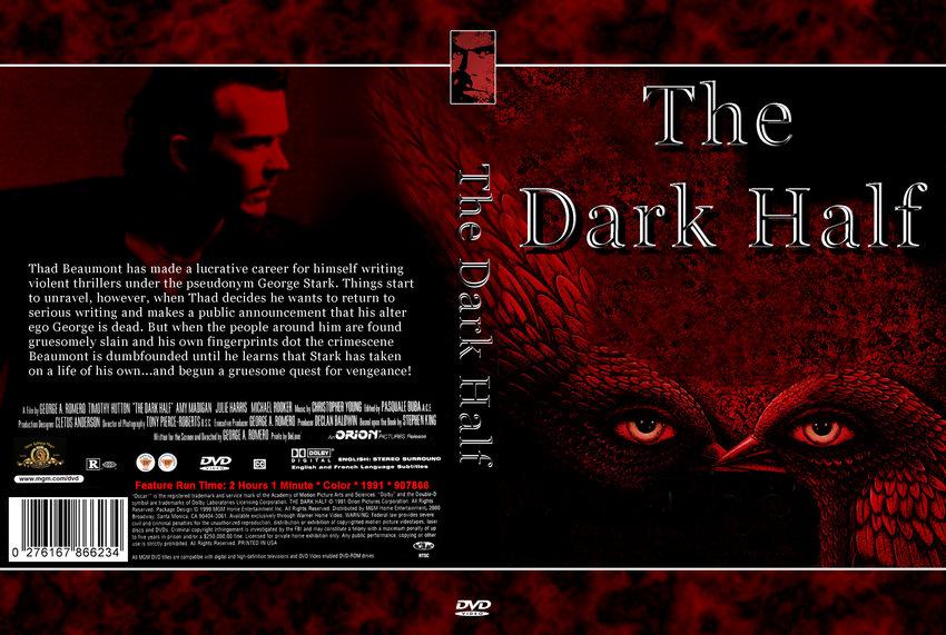 Dark Half DVD-Cover