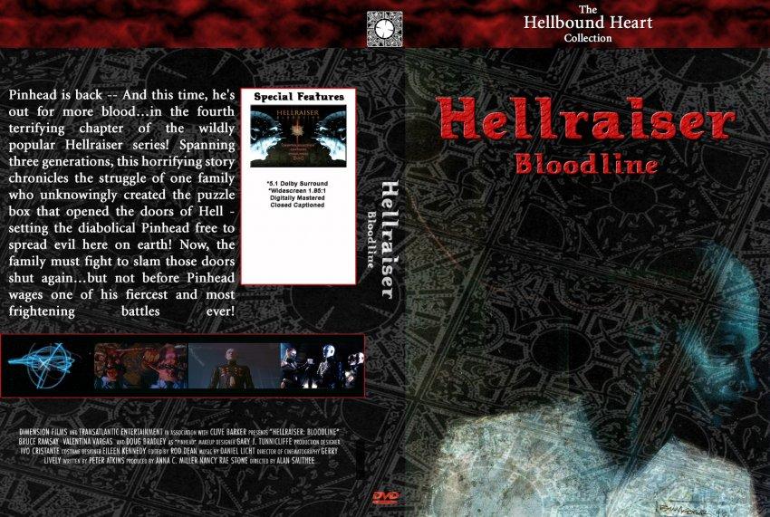 Hellraiser Bloodline -...