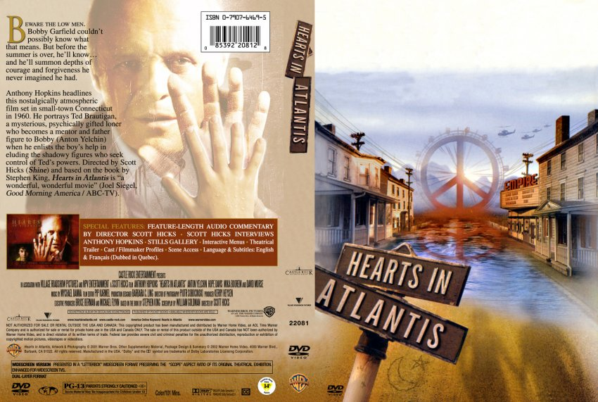 Hearts in atlantis movie