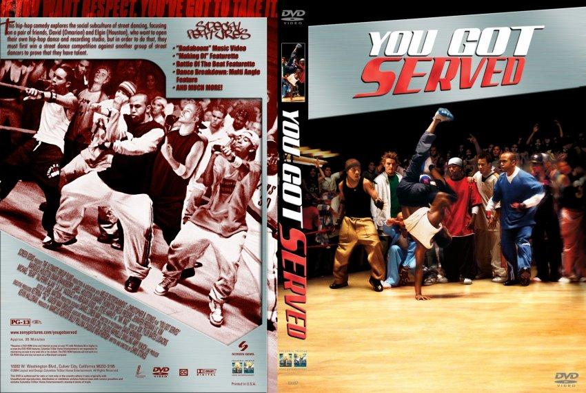 You got served - Movie DVD Custom Covers - 55you got ...