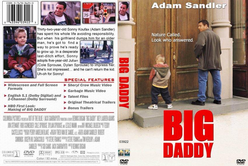 Big Daddy - custom by TinPony