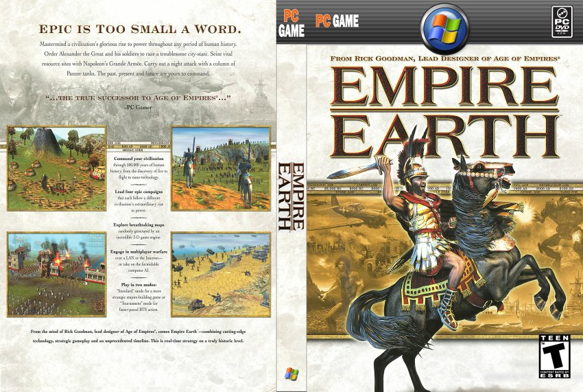 empire earth game free download for pc