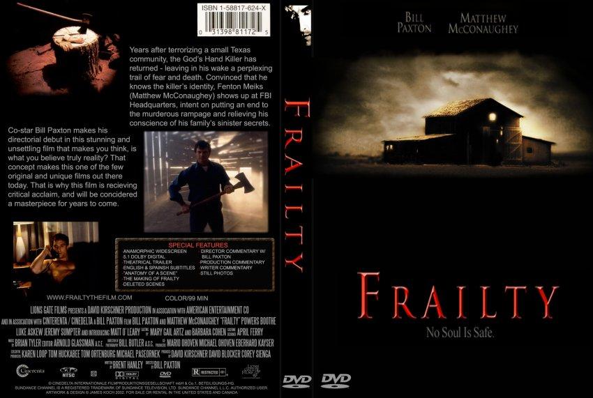 Frailty - Mo... 2002 Movie