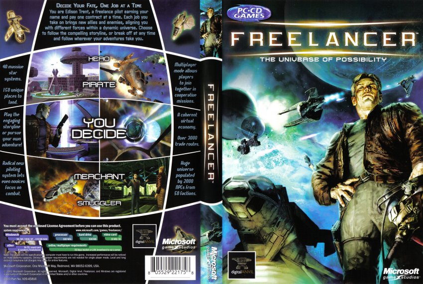 Where To Get Freelancer Game download free - ableletitbit