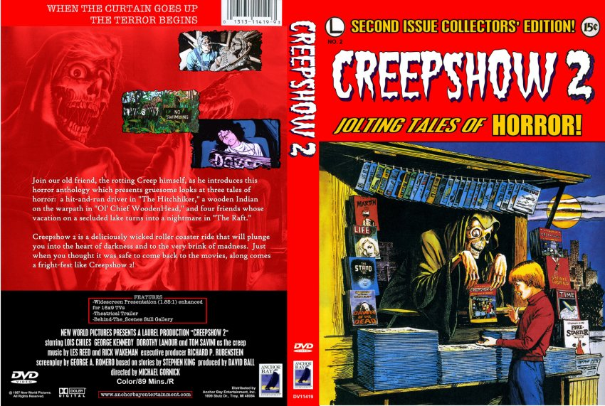 Creepshow 2 Cast 850 x 571 169 kb Jpeg Creepshow 2