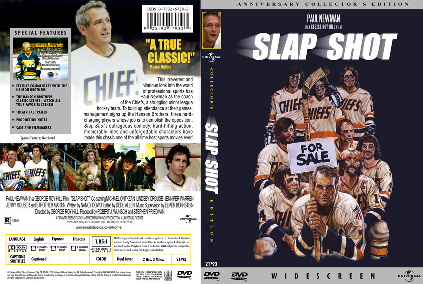Slapshot band