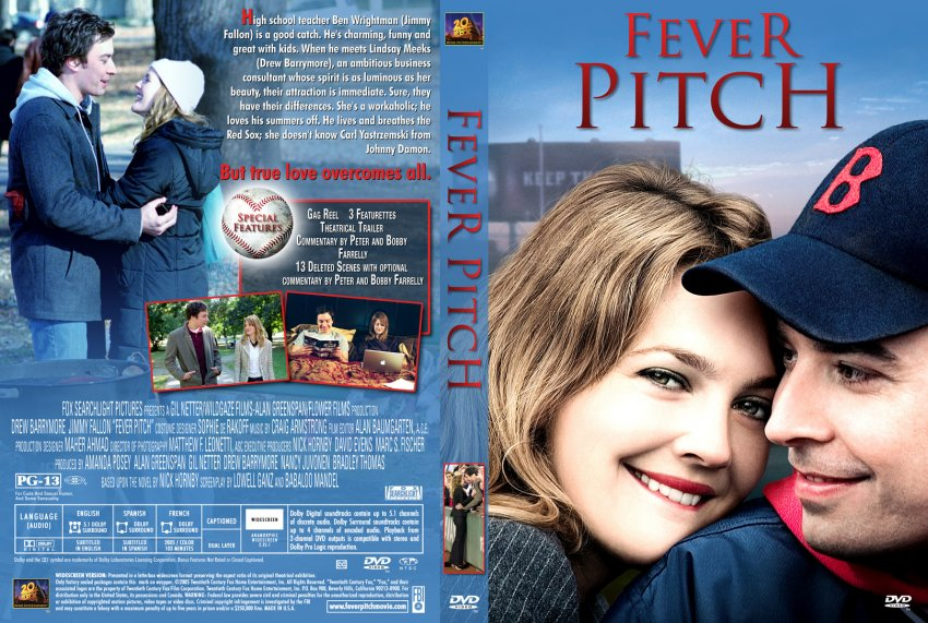 Fever pitch 1985 dvd