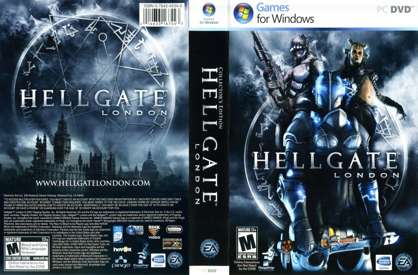 Hellgate London - Collector's Edition