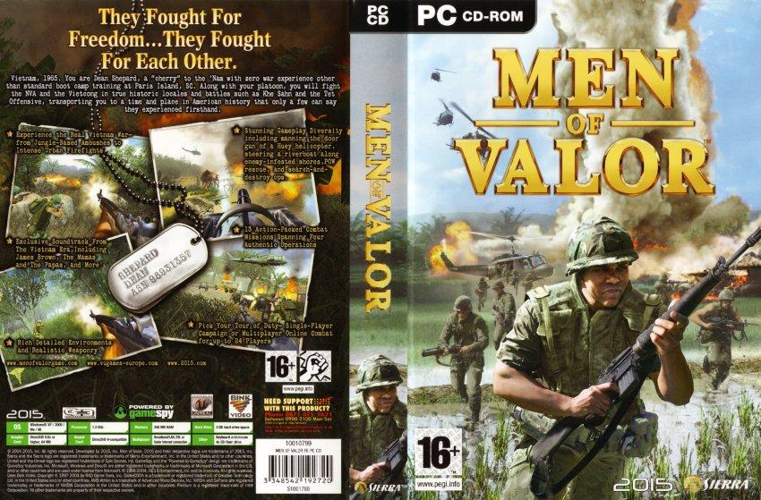скачать игру Men Of Valor - фото 9