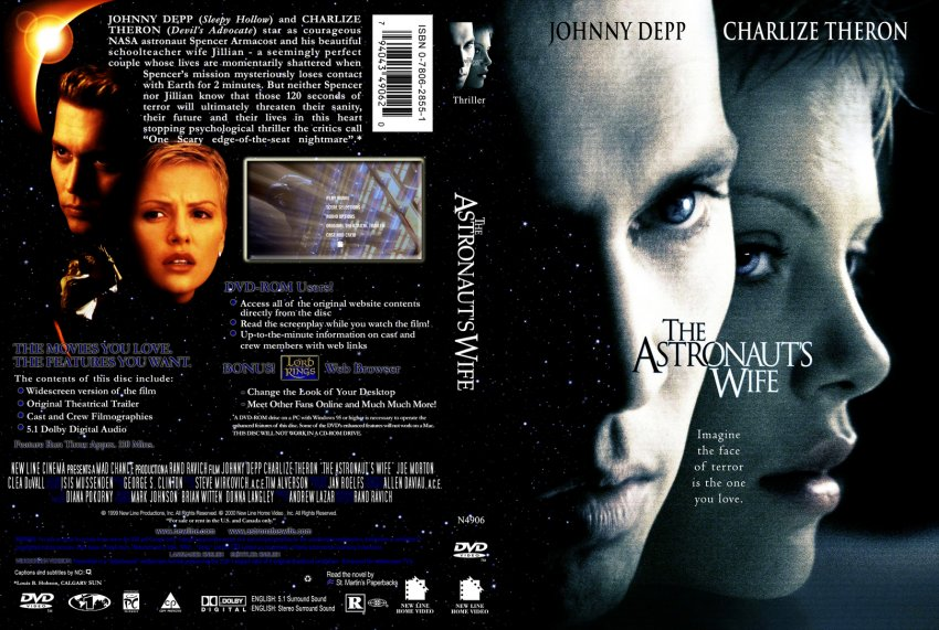 1005. The Astronaut's Wife (1999)   Alex's 10-Word Movie ...