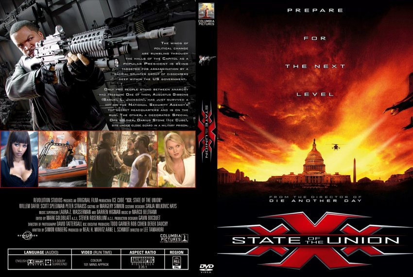 Xxx State Of The Union Dvd 90