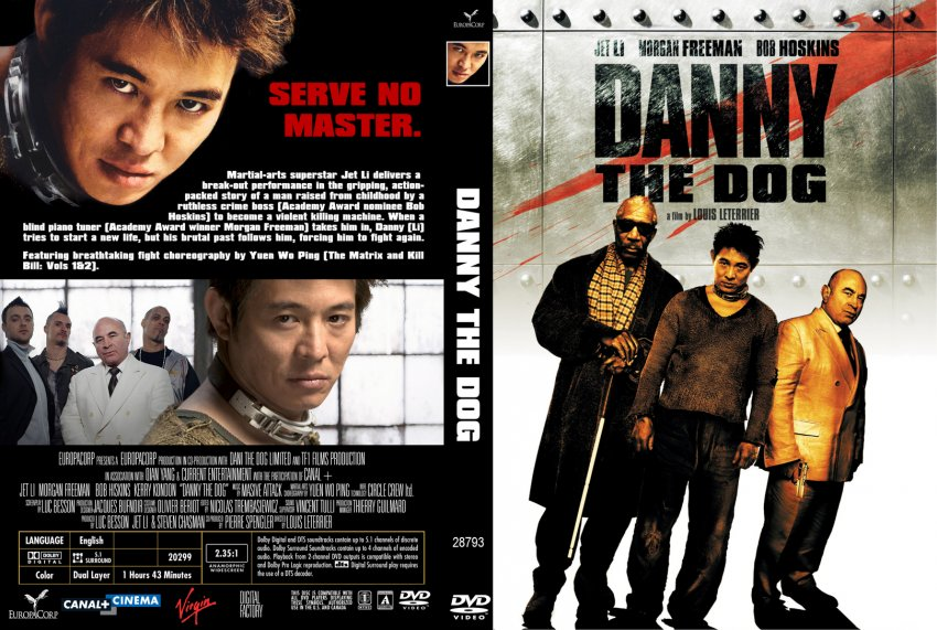Unleashed Aka Danny The Dog Movie