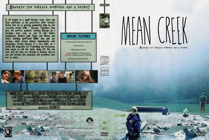 mean creek movie Mean creek full movie online for free in hd quality mean creek full movie online for free in hd quality you could call mean creek a moral thriller.