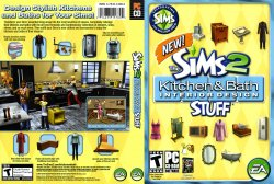 The Sims 2 Kitchen And Bath Interior Design Stuff