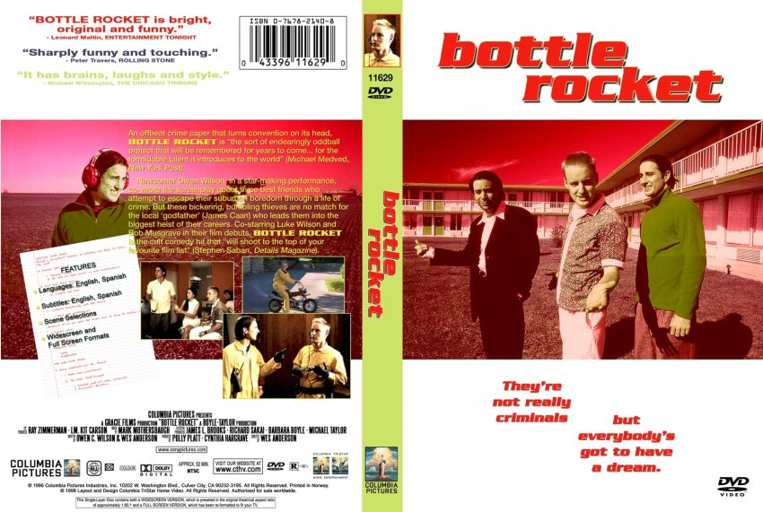 Bottle Rocket Bottle R...