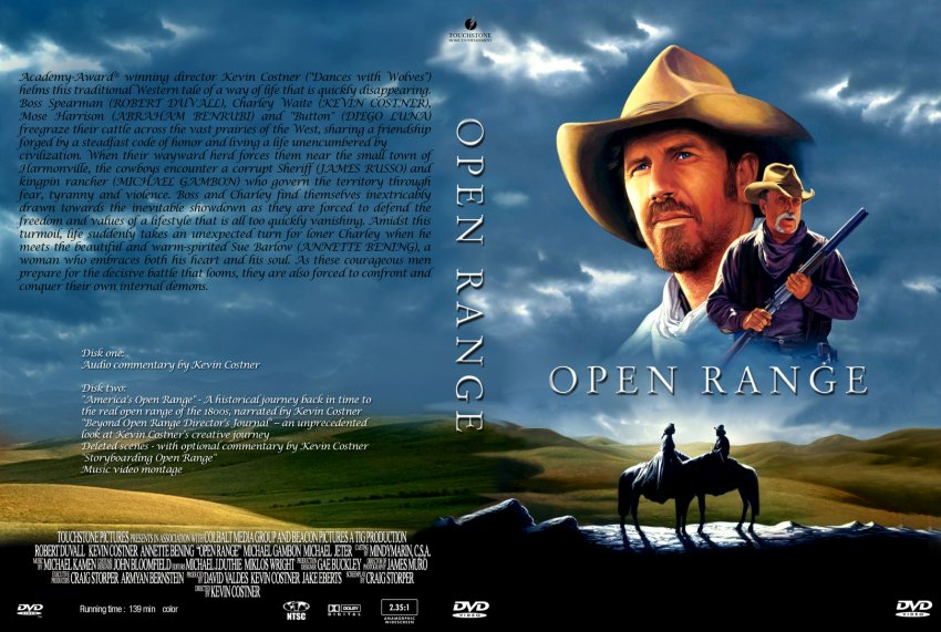 open range movie dvd custom covers 674open range by half dvd covers. Black Bedroom Furniture Sets. Home Design Ideas