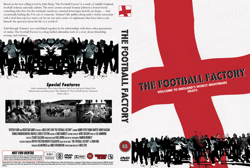 Football Factory Movie