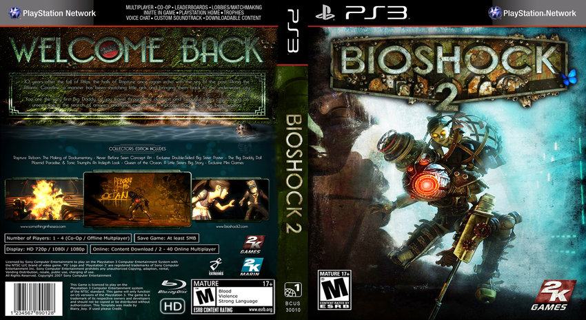 BioShock 2 Sea of Dreams