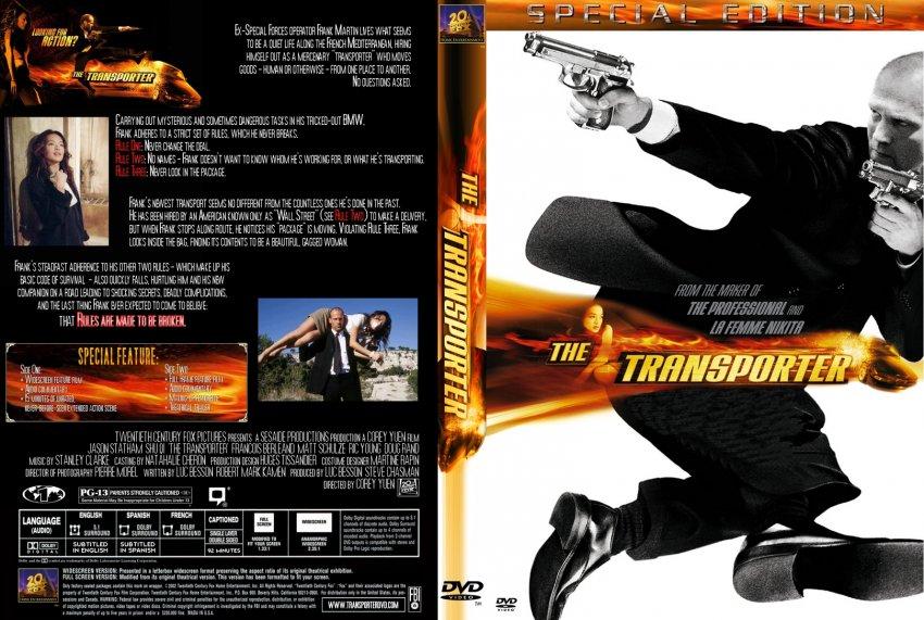 Transporter 2 - Movie DVD Custom Covers - 753Transporter 2 ... |Transporter 2 Dvd Cover
