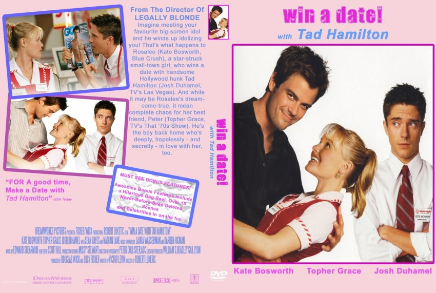 Win A Date With Tad Hamilton Dvd win a date with tad hamilton - movie ...