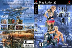 Final Fantasty XII PS2 Custom v2