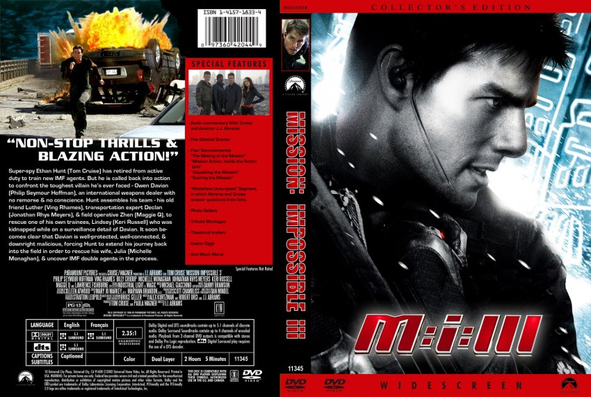 Mission Impossible III