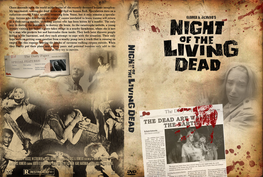the night of horror essay