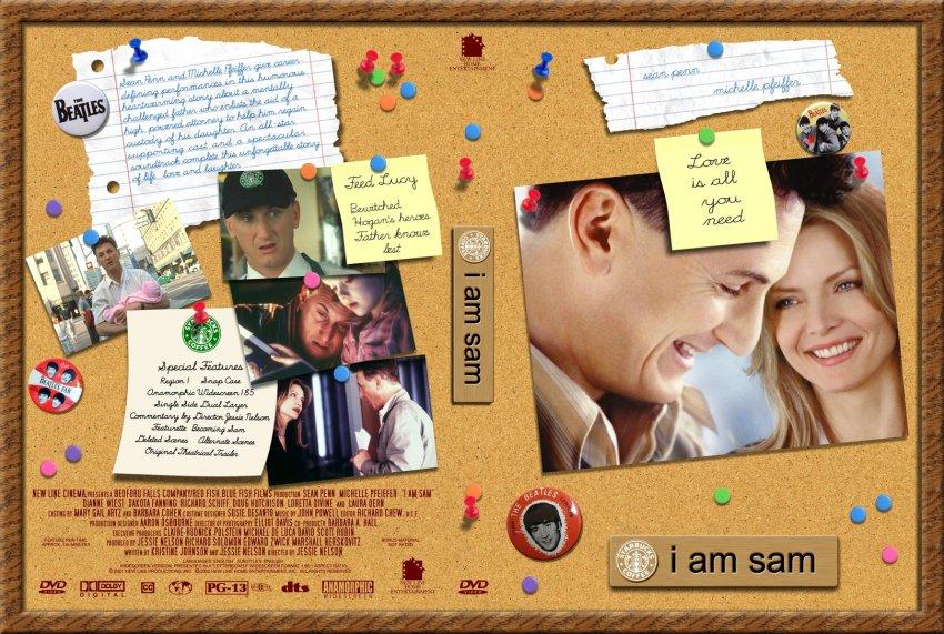 I AM Sam DVD