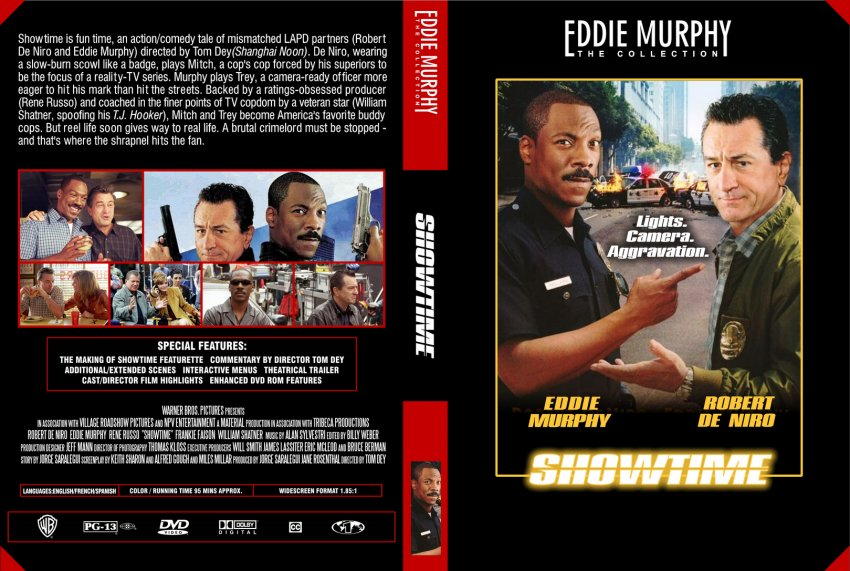 Showtime Movie Ed Murphy