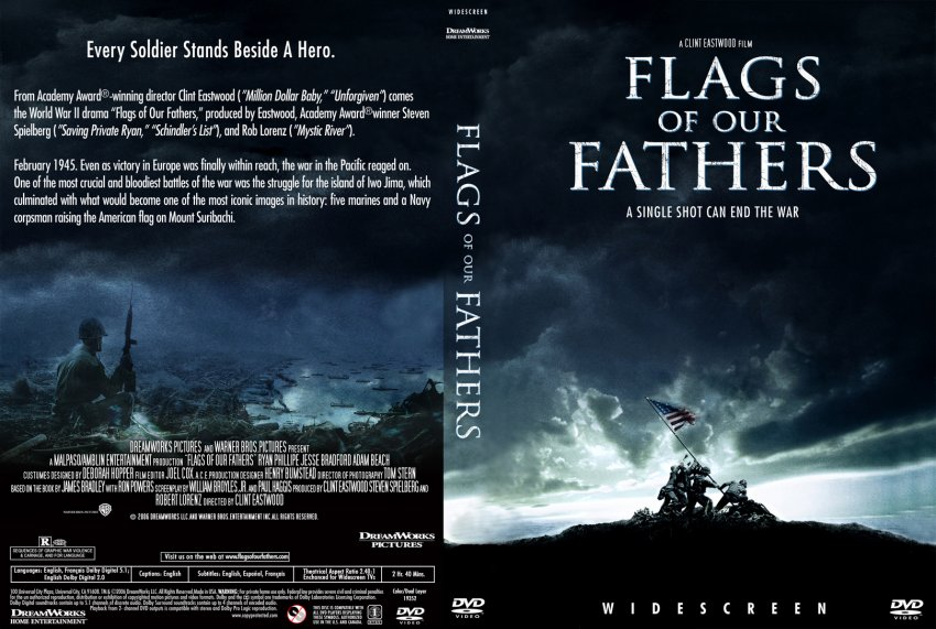 the psychological effects of war on soldiers in flags of our fathers a movie by clint eastwood