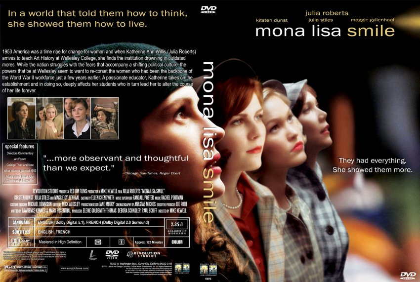 Mona Lisa Smile - Movi...