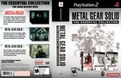 Metal Gear Solid - The Essential Collection